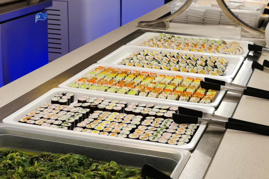 Gourmet Palast Hof Sushi